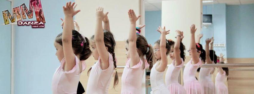Danza para niños