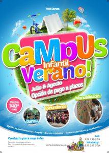 Campus infantil de Verano MMDanza 2017