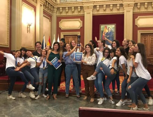 Cherries Campeonas del Master of Dance 2019